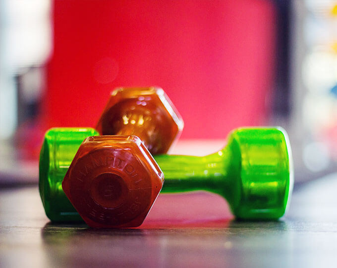 the-campus-gym-dumbells-weights